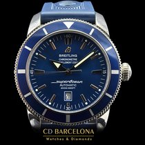 Breitling Superocean Heritage Blue Dial 46 mm With Box