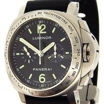 파네라이 (Panerai) stainless steel Luminor Chronograph