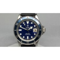 Tudor SUBMARINER 94110 BLUE DIAL BLUE BEZEL 39MM
