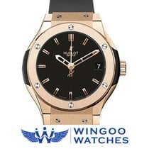Hublot - Classic Fusion King Gold Ref. 581.OX.1180.RX