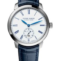Ulysse Nardin Classico Stainless Steel Men's Watch
