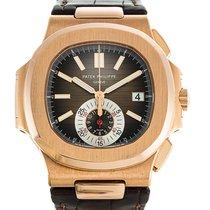 Patek Philippe Watch Nautilus 5980R-001