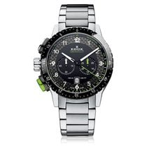 Edox Chronorally 1 Chronograph NEW