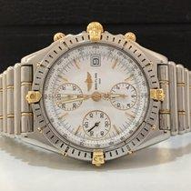 Breitling Chronomat Automatic Ouro & Aço 40mm