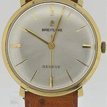 Breitling Automatik Vintage 18k. Gelbgold Ref. 2531
