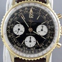 Breitling Navitimer Goldplt case TWINJET 1968