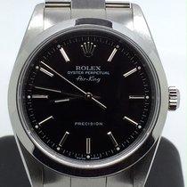 Rolex Air King Precision Black Dial