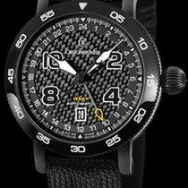 Chronoswiss Timemaster GMT DLC Steel-Carbon Foil Dial 44mm CH2535