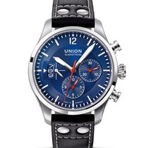 Union Glashütte Belisar Pilot Chronograph Automatik, D009.627....