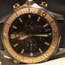 Omega Seamaster 300m chronometer Chronograph America's Cup...