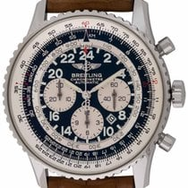 Breitling : Navitimer Cosmonaute :  A22322M6/B992 :  Stainless...