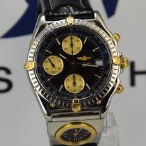 Breitling Windrider Chronomat UTC Gold Stahl Ref 13050 .1