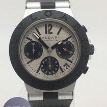 Bulgari Diagono Aluminium Chronograph 38mm
