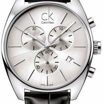 ck Calvin Klein Exchange Chrono CK_K2F27120 Elegante Herrenuhr...