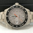 TAG Heuer ag Heuer Aquaracer 500m Silver Dial 43mm 2014