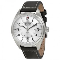 Hamilton Men's H70505753 Khaki Field Watch