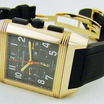예거 르쿨트르 (Jaeger-LeCoultre) Reverso Squadra Chronograph GMT...