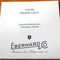 Eberhard & Co. vintage Watch Warranty Certificate Papers 8...