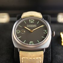 沛納海 (Panerai) PAM00504  Radiomir Composite Brown Dial (manual...