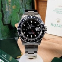 Rolex GMT-Master 16700 / 1999 / Box & Papers / Service 2012
