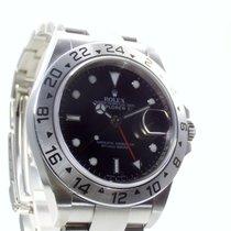 Rolex Explorer II   ZB schwarz   LC100