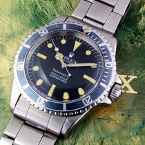 """Rolex Submariner 5513 """"TIFFANY & Co"""" Meters First..."""