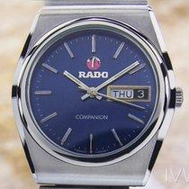 Rado Mens Rare Swiss Made 1970 Companion Vintage Beautiful...