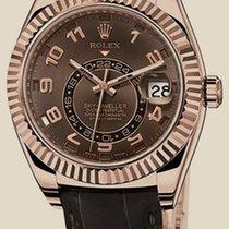 Rolex Sky-Dweller 42mm Everose Gold