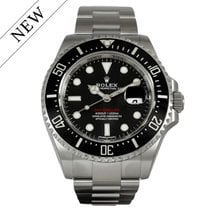 Rolex Sea Dweller Red 126600 NEW