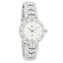 TAG Heuer Link Diamond Ladies Swiss Automatic Watch WAT2311.BA...