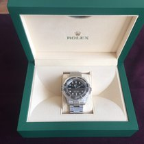 """Rolex Sea-Dweller 126600 Red NEW """"BITCOINS ACCEPTED"""""""