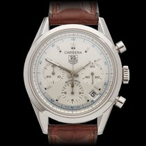 TAG Heuer Carrera Stainless Steel Gents CV2110 - W4403