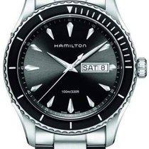 Hamilton Jazzmaster Seaview Quarz Herrenuhr H37511131