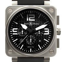 Bell & Ross BR01-94 Chronograph 46mm BR01-94 Titanium