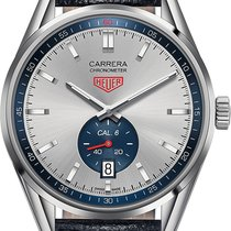 タグ・ホイヤー (TAG Heuer) Carrera Caliber 6 Automatic 39mm wv5111.fc...