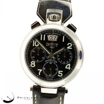 Bovet Sportster Automatic Chronograph Gents Watch W/ Big Date...
