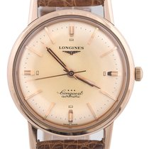 Longines Conquest Automatic Rose Gold