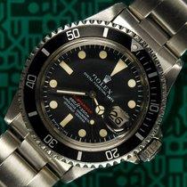 Rolex Submariner 1680 red SUB 1970
