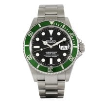"Rolex Submariner Date 16610LV ""Oval O"""