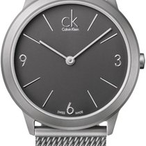 ck Calvin Klein Minimal K3M52154 Legere Herrenuhr Klassisch...