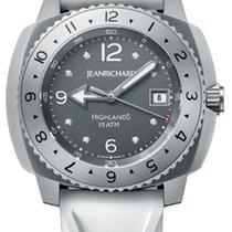 JeanRichard Highland Grey Dial watch 60150-11-21a-ac7d
