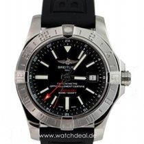 Breitling Avenger II GMT  Blacksteel M3239010.BF04.152S.M20SS.1