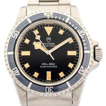 Tudor Submariner 94010 Black 1980