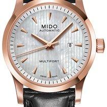 Mido Multifort Damen Automatikuhr M005.007.36.101.00