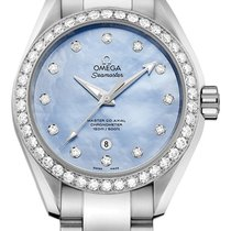 Omega Aqua Terra 150m Master Co-Axial 34mm 231.15.34.20.57.002