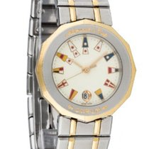 Corum 039.610.21/V052 AI11 Admirals Cup Classic in Steel and...