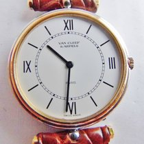 Van Cleef & Arpels La Collection acciaio e oro unisex