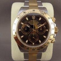 Rolex Daytona steel/gold 116523 ( 99,99% new )