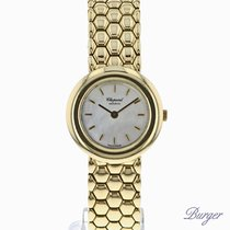 Chopard Geneve Lady Yellow MOP Dial