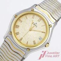 Ebel Classic Wave Gent  Quarz - Stahl/18K Gold on 06/2000